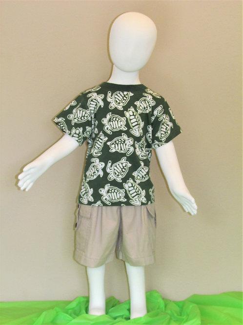 Sea Turtle T-Shirt (No Shorts)