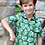 Thumbnail: Sea Turtle Button Up with Shorts