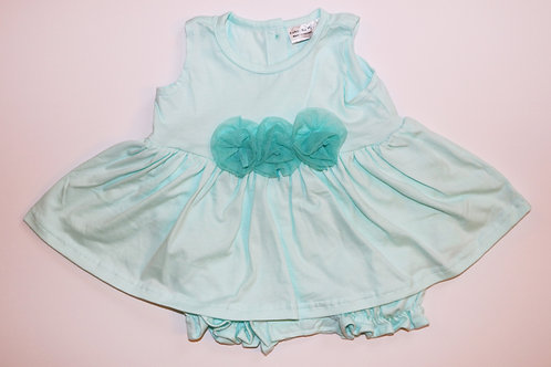 Mint Skirted Bubble