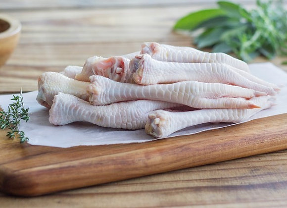 Pastured Chicken Feet