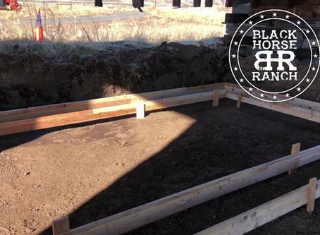 Historic Guest Barn Renovation - Episode 4  Footing Drama!