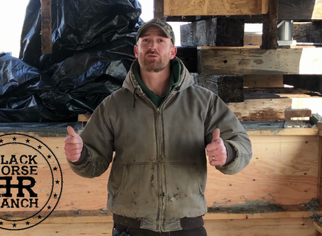 Historic Guest Barn Renovation - Episode 5,  Finishing the Foundation
