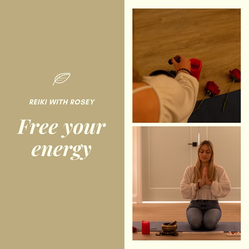 Reiki Energy Healing Group (1/5)