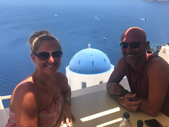 Randy Oakley Santorini Greece