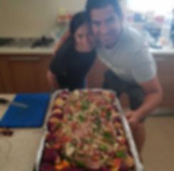 Helder cooking with students.jpg