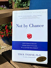 Not By Chance Dr Tim Thayne