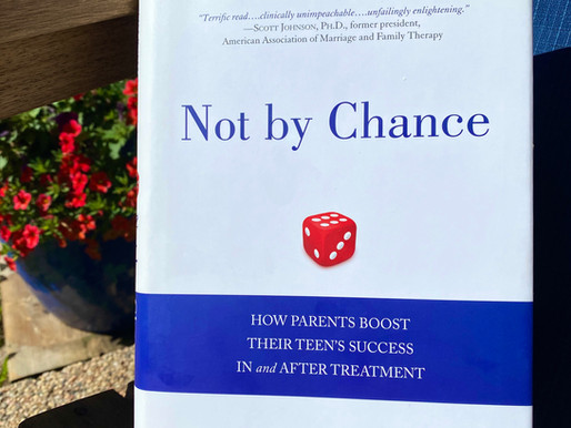 Not by Chance by Dr. Tim Thayne