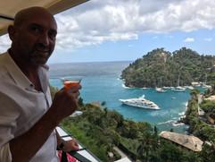 Randy Oakley Portofino Italy