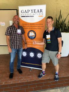 Randy Oakley and Ethan Knight