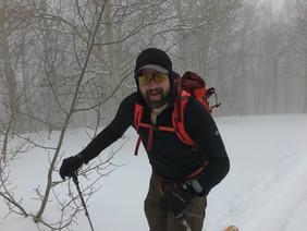 Joe Nagle Pacia Life Back Country Skiing