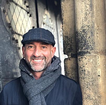 Randy Oakley, Life Coach, Paris France