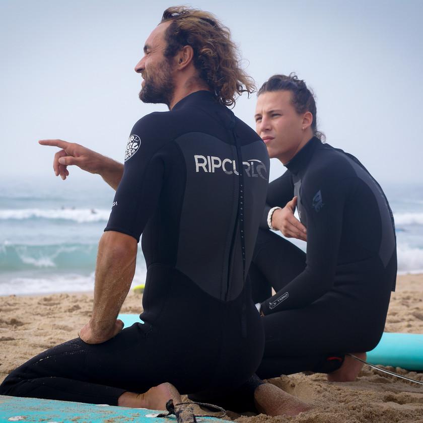 Pacia Life Portugal GAP year surfing