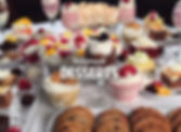 picture showing variety of desserts at Capt Jacks Family Buffet
