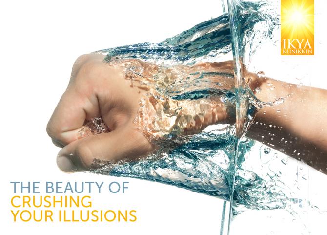 Breaking through illusion