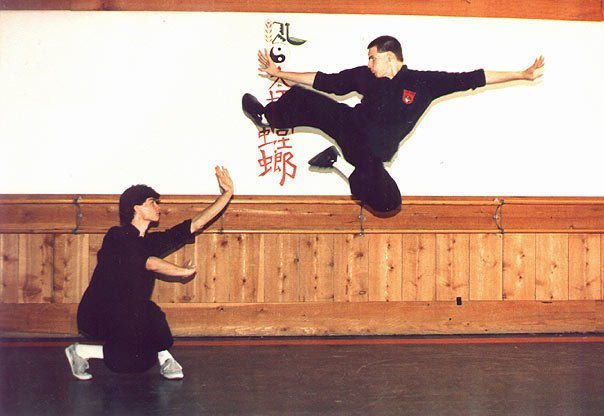 Certified, authentic and traditional Chinese martial arts