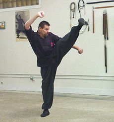 Traditional kung-fu in New Orleans, LA