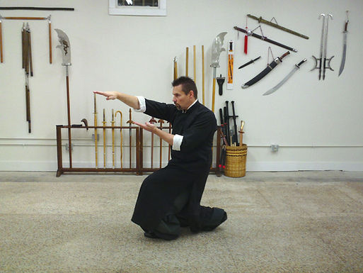Kung-fu classes in New Orleans, LA