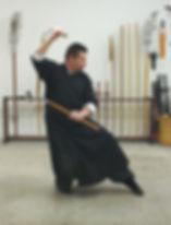 Kung-fu teacher in New Orleans, LA