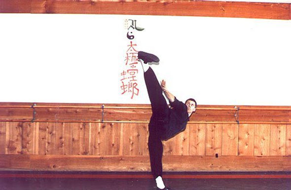 Traditional Northern-style kung-fu