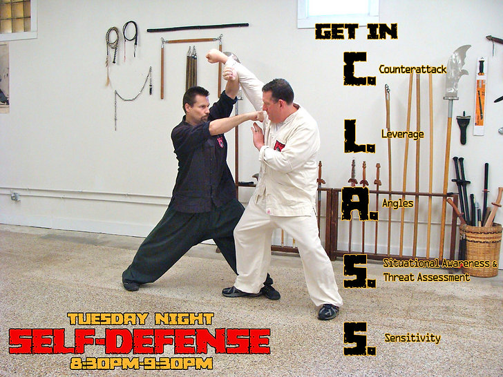 Self-Defense classes in New Orleans, LA