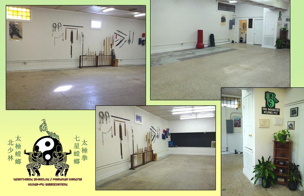 Kung-fu school in New Orleans, LA