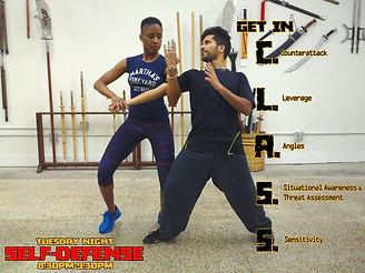 Self-Defense classes in New Orleans, LA