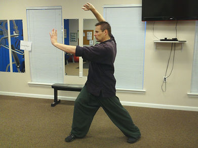 Tai Chi classes in New Orleans, LA