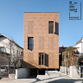 EUMiesAward2019 Nominee