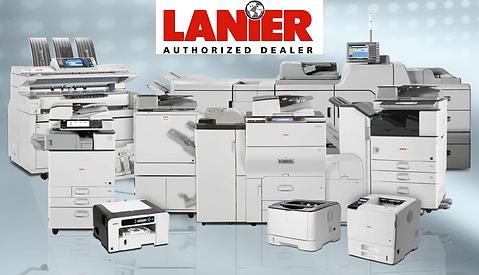 Lanier Copiers