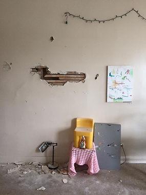 Carnage: House of Human Discomfort SkyCastle, Boston July 2015 Chloe Dubois, Max Polatin, Daniel Gonzalez, Leah Gilbode, Andrew Comeau, Timothy Wood, Ena Kantardžić, Jonathan Talit, Renée Silva