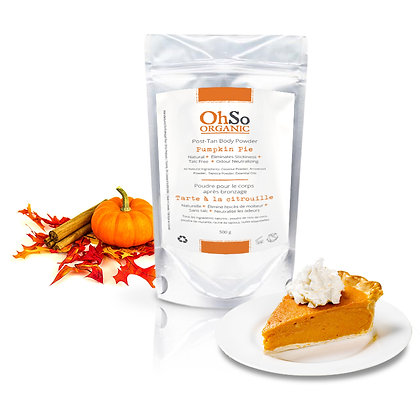 (Wholesale) Post-Tan Perfecting Powder - Pumpkin Pie