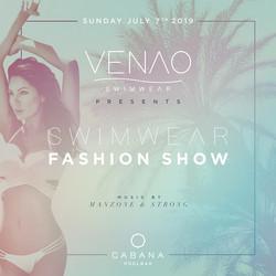 VENAO Swimwear Fashion Show