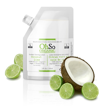 Tan Extender + Moisturizer: Coconut/Lime