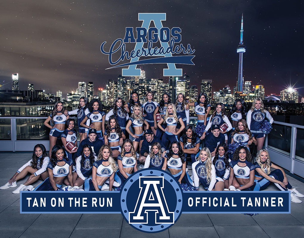 Argos Cheerleaders