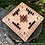 Thumbnail: Hnefatafl Game (11x11 grid variant) - a Viking strategy game of escape & capture