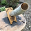 Thumbnail: Drinking Horn Stand - a handcrafted prop for beverage horns