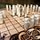 Thumbnail: Carved Antler pawns: Upgrade item for Hnefatafl games, each set unique