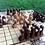 Thumbnail: Ships Prow Pawns: Upgrade item for hnefatafl games - a perfect complement!