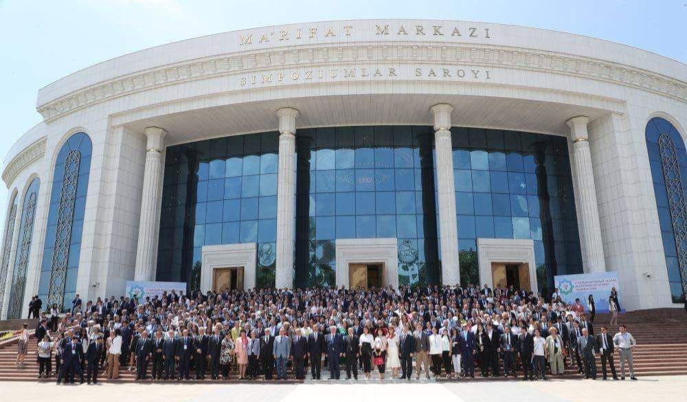 MGIMO Forum in Tashkent
