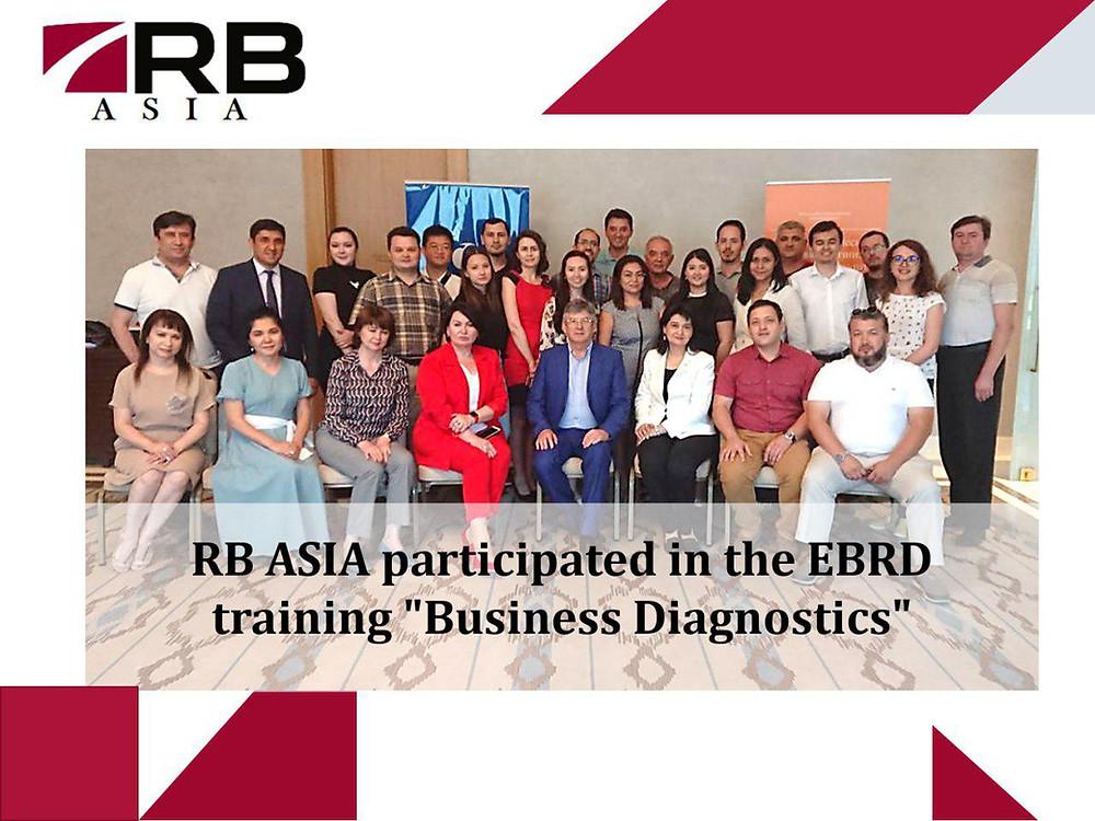 training EBRD