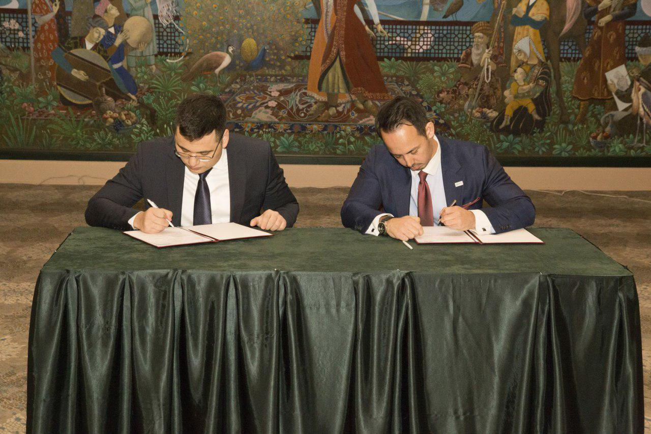 Signing MoU MUIC & RB ASIA