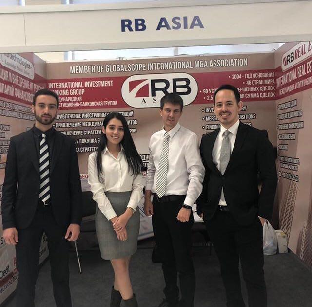 RB ASIA team