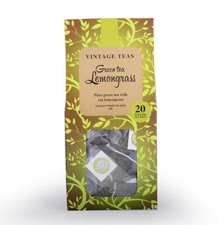 GREEN TEA LEMON GRASS