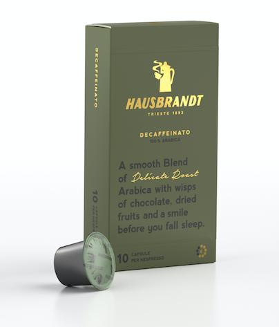 DECAFFEINATO HAUSBRANDT