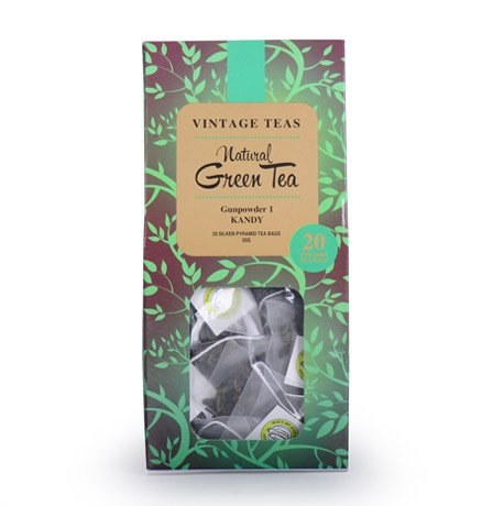 GREEN TEA NATURAL