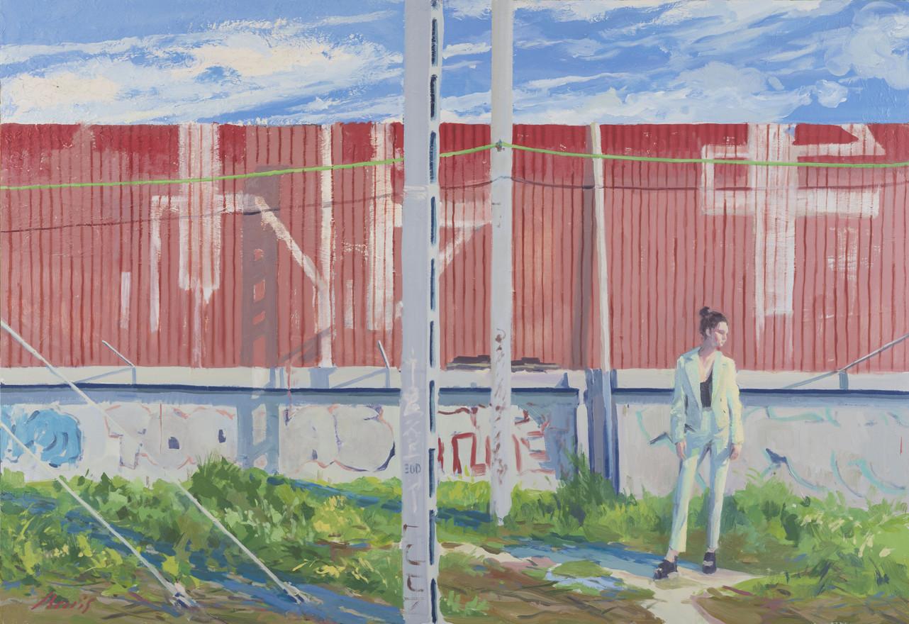 By The Tracks / Al lado de las vías 2020