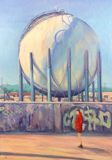 Gas Deposit / Delante de la bola de gas 2020