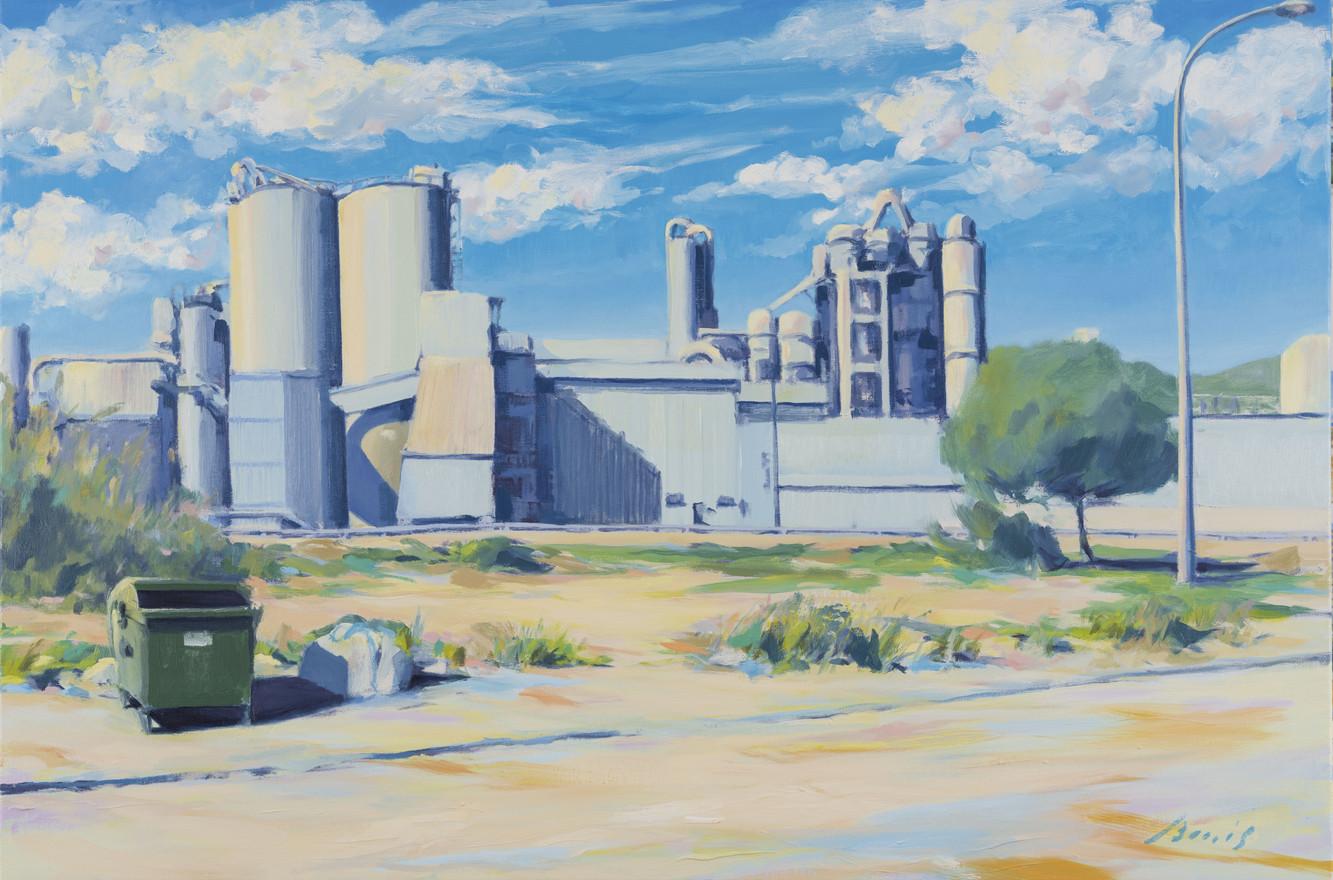 Stiges Cement Factory / Cementera de Stiges 2020
