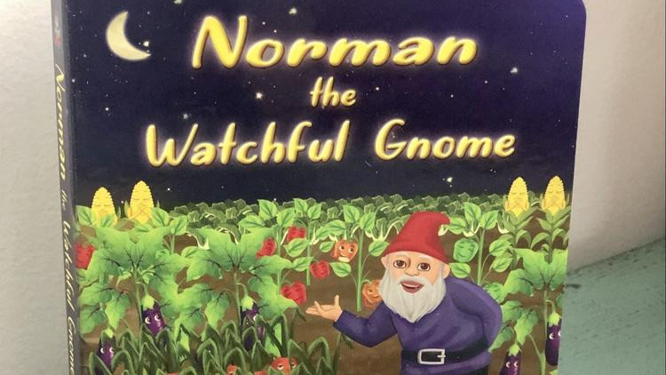 Norman the Watchful Gnome