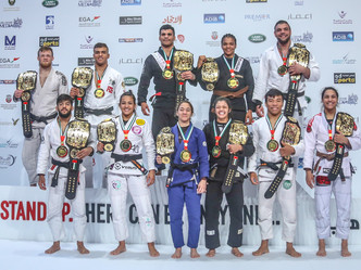 2019 ADWPJJC: Champions crowned at Jiu-Jitsu grand finale in Abu Dhabi